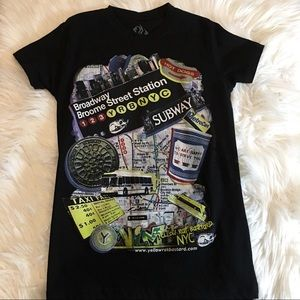 Tops - New York City Graphic T Shirt Size S